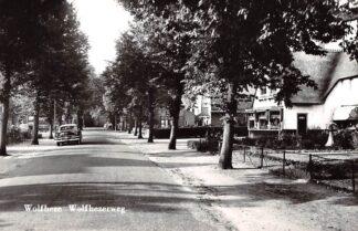 Ansichtkaart Wolfheze Wolfhezerweg HC9992