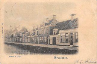 Ansichtkaart Groningen Buiten A Poort 1901 Vivat no. 383 HC10667