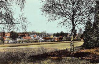 Ansichtkaart Groesbeek Panorama vanaf de Wolfsberg 1958 HC10715