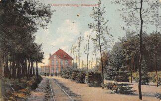 Ansichtkaart Zuidlaren Directeurswoning Dennenoard HC10808