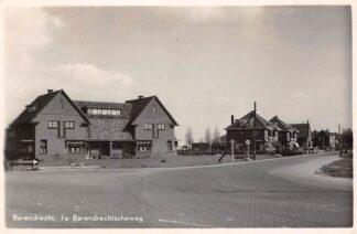 Ansichtkaart Barendrecht Fotokaart 1942 1e Barendrechtseweg HC10889