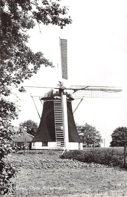 Ansichtkaart Sleen Oude Korenmolen Molen 1966 HC10909