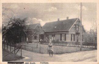 Ansichtkaart Eeuwijk Slijk Ewijk Boerderij Fruitland Beuningen HC10952