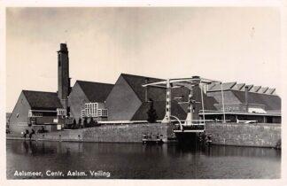 Ansichtkaart Aalsmeer Centrale Aalsmeerse Veiling HC10953