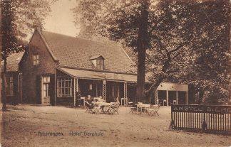 Ansichtkaart Amerongen Hotel Berghuis HC10954