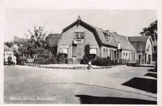 Ansichtkaart Bakkum Beatrixklok 1950 HC10974