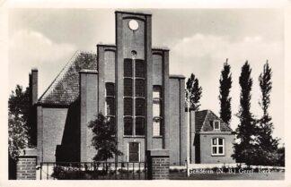 Ansichtkaart Genderen (NB) Gereformeerde Kerk 1961 HC11004