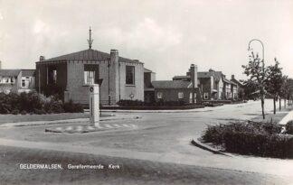 Ansichtkaart Geldermalsen Gereformeerde Kerk Betuwe HC11005