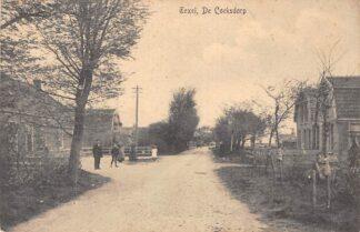 Ansichtkaart De Cocksdorp Texel 1916 HC11011