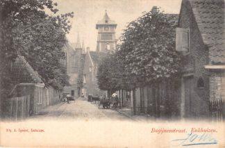 Ansichtkaart Enkhuizen Bagijnestraat HC11014