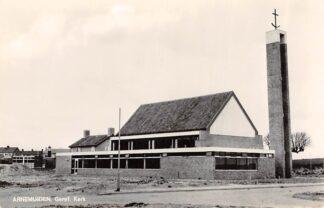 Ansichtkaart Arnemuiden Gereformeerde Kerk 1967 HC11031