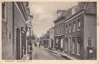 Ansichtkaart Boskoop Dorpstraat W.Z. HC11047