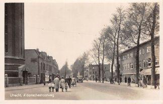 Ansichtkaart Utrecht Amsterdamschestraatweg Auto 1941 HC11051