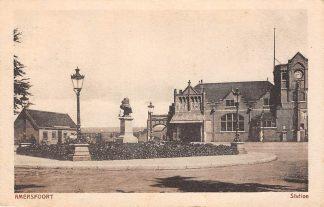 Ansichtkaart Amersfoort Station 1920 Spoorwegen HC11074