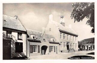Ansichtkaart Amerongen Gemeentehuis 1956 HC11103