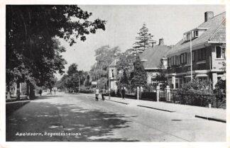 Ansichtkaart Apeldoorn Regentesselaan 1959 HC11113