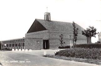 Ansichtkaart Meliskerke Gereformeerde Kerk HC11120