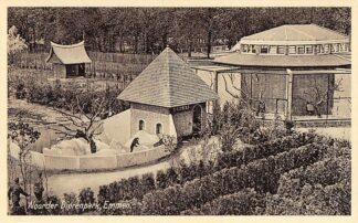 Ansichtkaart Emmen Noorder Dierenpark Zoo Dierentuin HC11159