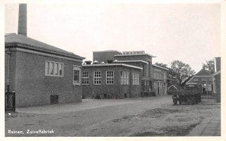 Ansichtkaart Ruinen Zuivelfabriek Hoogeveen HC11179
