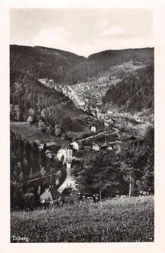 Ansichtkaart Duitsland Triberg Schwartzwald-Baar-Kreis Deutschland Europa HC11190