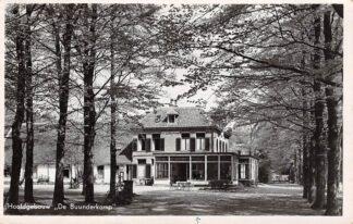 Ansichtkaart Wolfheze Hoofdgebouw Hotel De Buunderkamp 1946 HC11201