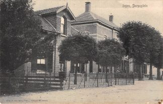 Ansichtkaart Ingen Dorpsplein 1909 Buren (GD) Betuwe HC11269