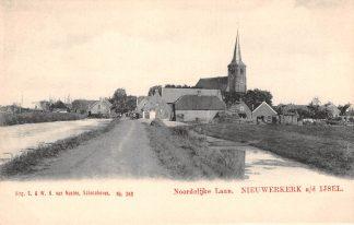 Ansichtkaart Nieuwerkerk aan den IJssel Noordelijke Laan Van Nooten Schoonhoven No. 348 HC11312