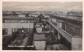 Ansichtkaart Amsterdam Fotokaart Tuindorp Watergraafsmeer 1933 HC11346
