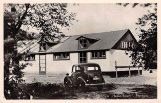 Ansichtkaart Markelo Hoofdgebouw Hessenheem met auto 1950 HC11349