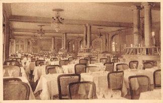 Ansichtkaart België Brussel Bruxelles Restaurant AU BON MARCHE Interieur Vaxelaire-Claes Europa HC11580