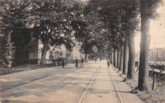 Ansichtkaart Heerenveen Fok 1919 HC11608