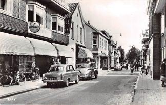 Ansichtkaart Driebergen Traay 1966 Auto HC11609