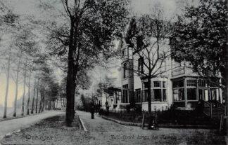 Ansichtkaart Groningen Zuiderpark langs het Kanaal HC11623