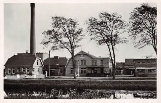 Ansichtkaart Stompetoren Zuivelfabriek Neerlandia Alkmaar HC11673