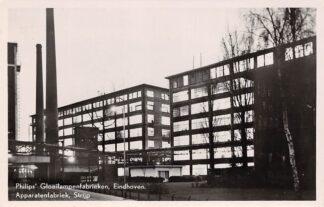 Ansichtkaart Eindhoven Philips Gloeilampenfabriek Apparatenfabriek Strijp HC11678
