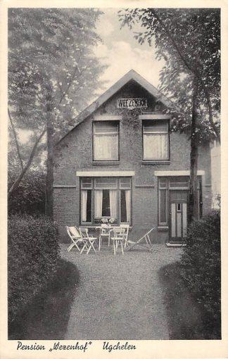 Ansichtkaart Ugchelen Pension Weezenhof Apeldoorn HC11681
