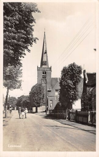 Ansichtkaart Lexmond 1949 HC11692