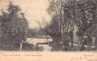 Ansichtkaart Meerkerk 1900 Alblasserwaard HC11754