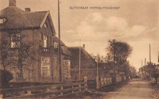 Ansichtkaart Hippolytushoef Elftstraat Wieringen  HC11768