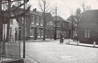 Ansichtkaart 's-Gravenzande Langestraat N.Z. HC11775