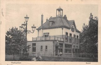 Ansichtkaart Soest Postkantoor 1918 HC11810