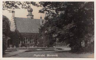 Ansichtkaart Marssum Fotokaart Poptaslot HC11812