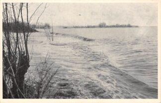 Ansichtkaart Schouwen Duiveland Watersnoodramp 1953 Nederland beplant Schouwen en Duiveland Zierikzee HC11819