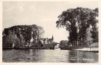 Ansichtkaart Sloten (FR) Snekerpoort 1956 HC11862