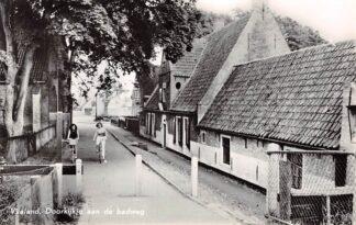 Ansichtkaart Vlieland Doorkijkje aan de badweg 1970 HC11863