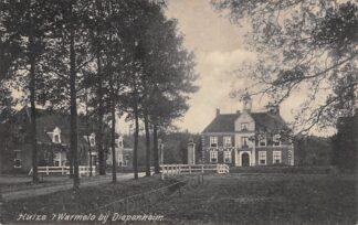 Ansichtkaart Diepenheim Huize 't Warmelo HC11868