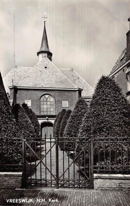 Ansichtkaart Vreeswijk N.H. Kerk 1962 HC11945