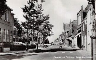 Ansichtkaart Boskoop Burg. Colijnstraat 1962 HC11952