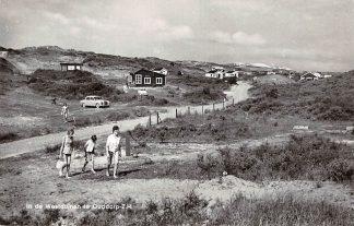 Ansichtkaart Ouddorp In de Westduinen Auto 1962 HC12000