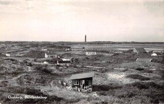 Ansichtkaart Ouddorp Duinlandschap Vuurtoren HC12002